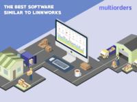 The Best Software Similar To Linnworks Multiorders