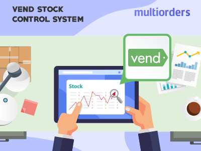 SOLUTION: Vend Stock Control System Multiorders