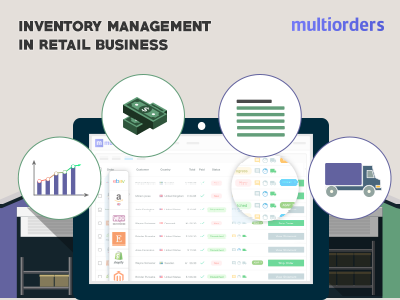 Inventory Management In Retail Business Multiorders
