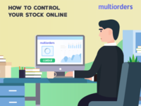 SOLUTION: How To Control Your Stock Online? Multiorders