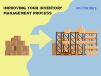 How To Improve Your Inventory Management Process? Multiorders