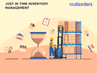 EXPLAINED: Just In Time Inventory Management Multiorders