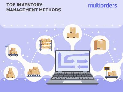 TOP Inventory Management Methods Multiorders online store online shop order fulfillment order management shipping management ecommerce inventory management multiorders inventory management methods inventory