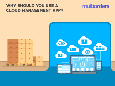 Why Should You Use A Cloud Stock Management App? Multiorders
