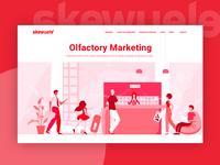 Olfactory Marketing | Header Illustration