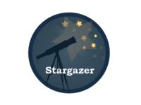 Stargazer Badge