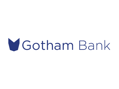 Gotham Bank Logo borrower portal bank software