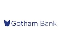 Gotham Bank Logo