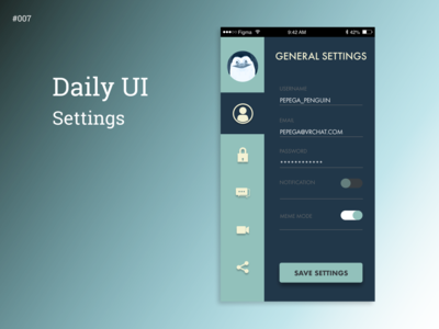 Daily UI - Challenge 7