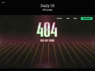 Daily UI - Challenge 8