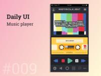 Daily UI - Challenge 9