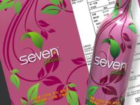 Seven+ Classic Label Design