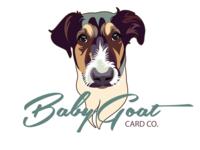Baby Goat Card Company Logo