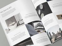 MTI Design Studio Brochure Spread