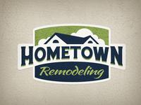 Hometown - Logo Concept wip