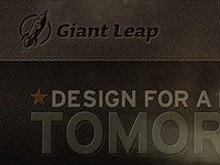 Giant Leap | New Site A
