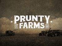 Prunty Farms - logo