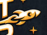 Giant Leap : Logo Exploration Detail