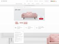 UI/UX shop design