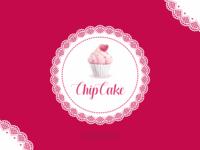 Chip Cake Logotype design