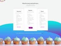 Bake a Cake UI/UX