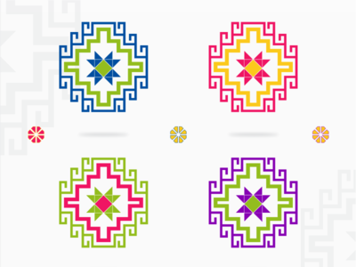 Armenian traditional patterns