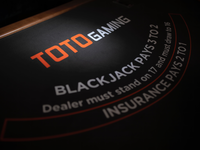 Totogaming Casino Table Design