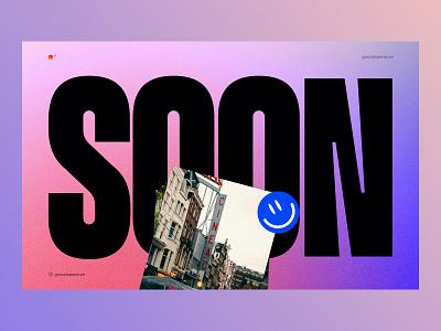 @Soon·2021 web designer interactive design web design ux typography webdesign branding web ui