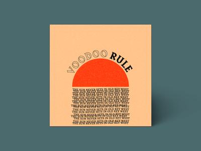 Voodoo Rule Album Art