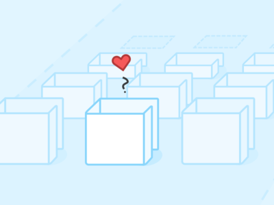 To Love a Cubicle robin blueprint heart office cubicle