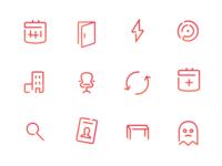 Outline Icon Set