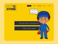 Services, AutoStore.