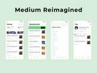 Medium Reimagined