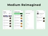 Medium Reimagined
