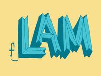 drum words: flam