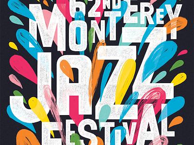 Monterey Jazz Festival poster art
