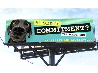 Try Fostering Billboard 1 of 2
