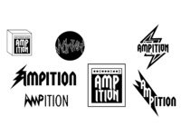 Ampition Logo Roughs