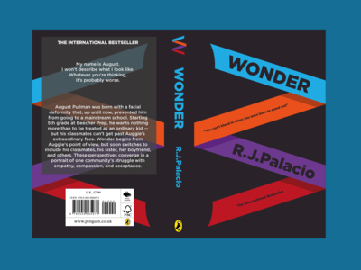 Penguin Student Awards - Wonder Concept 1