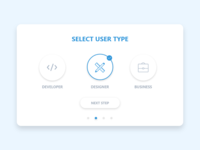 Select User Type