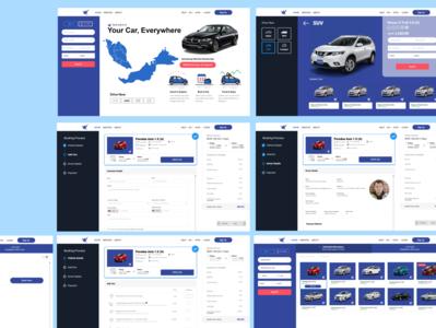 Wahdah.my Redesign Website