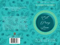 "Book cover ""Eat, Pray, Love"""