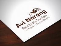 Avi Narag Logo Design