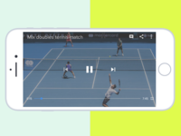 Daily UI :: 057 Video Player