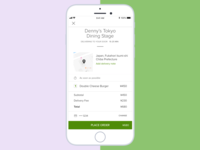 Daily UI :: 058 Shopping Cart