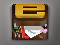 Event Planner for iPad app icon