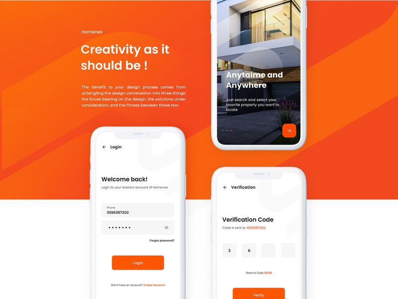 Homenes brand web ux design ui design uiux app brand identity graphic design branding design ui ux