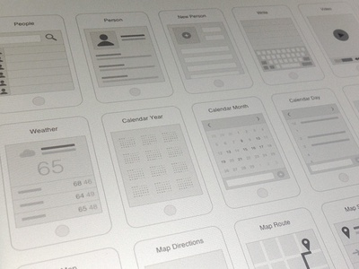 More of the next UX Kit