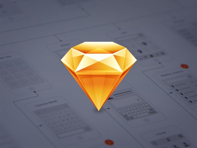 Mobile Flows for Sketch ux mobile flowchart wireframe ui sketch site map information architecture app