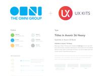 Omni Group + UX Kits